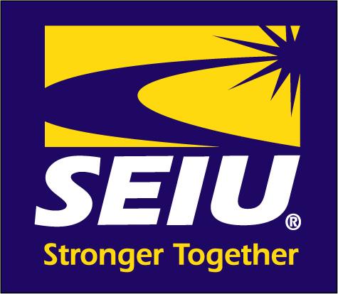 Image result for SEIU logo